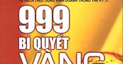 999 Bí Quyết Vàng Trong Kinh Doanh